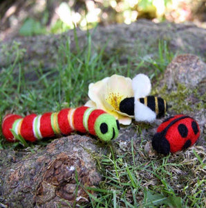 Needle Felting Kit - Insects - Ashford