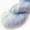 Hand-dyed 4 ply mulberry silk yarn