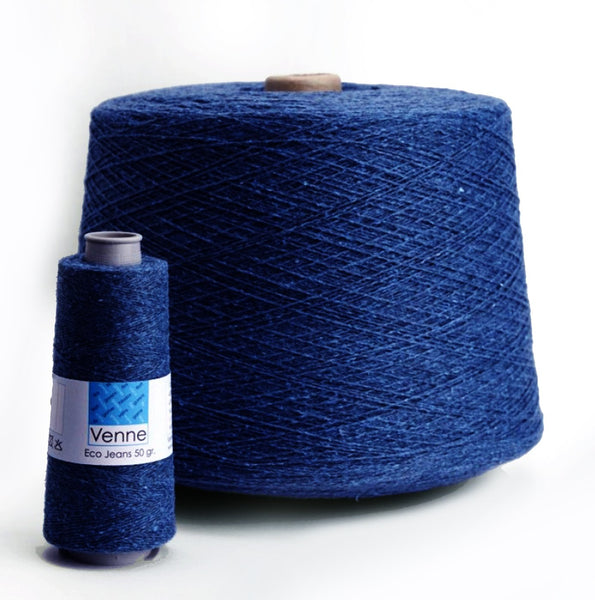 Eco Jeans - recycled yarn