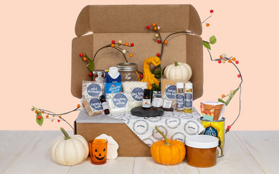 Pumpkin Spice Latte Box (October 2019)