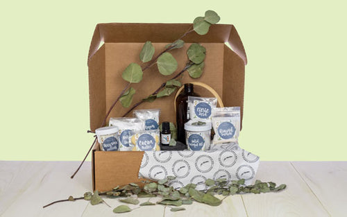 Eucalyptus Box (September 2019)