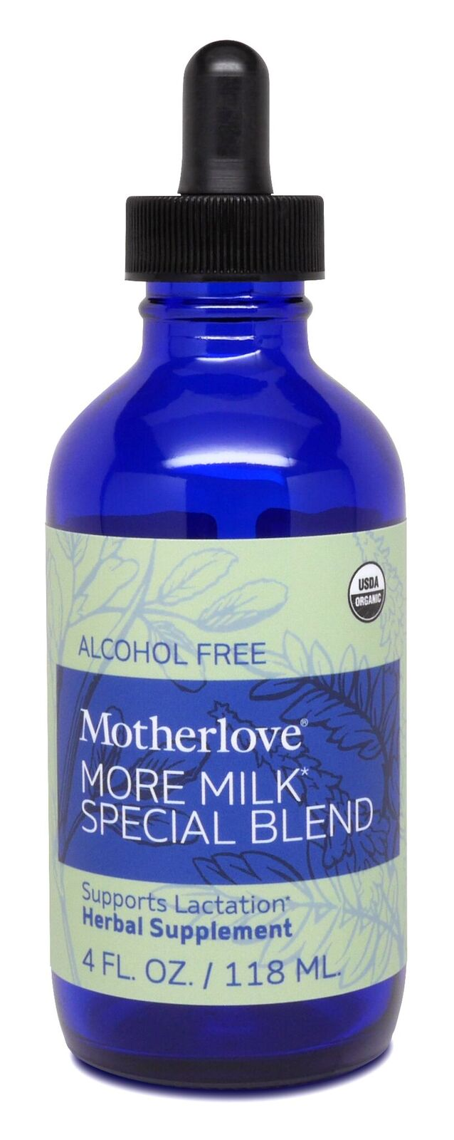More Milk Special Blend (Alcohol Free Tincture) 4 oz.