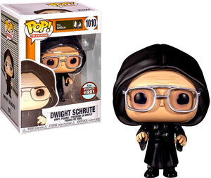 Funko The Office POP! TV Dwight Schrute as Dark Lord Exclusive Vinyl Figure
