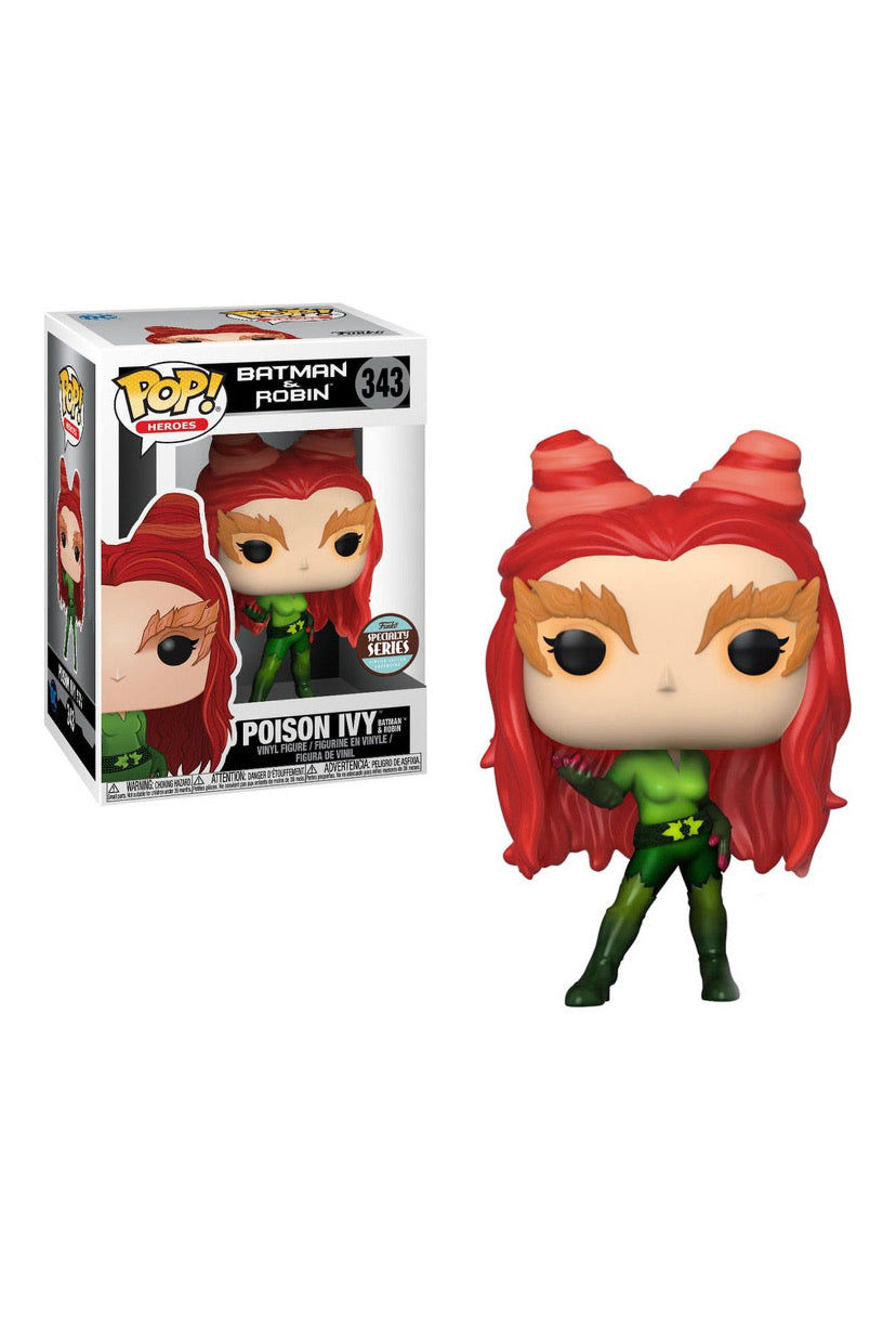 Pop! Heroes: Batman & Robin Specialty Series - Poison Ivy