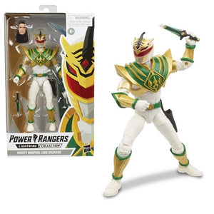 Power Rangers Lightning Collection Mighty Morphin Power Rangers Lord Drakkon 6-Inch Action Figure