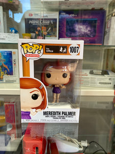 The Office Casual Friday Meredith Pop! Vinyl Figure
