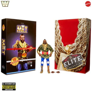 WWE Mr. T Elite Collection Action Figure - 2020 Convention