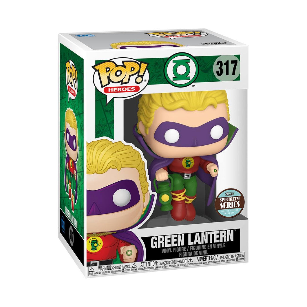POP! HEROES: DC COMICS GREEN LANTERN SPECIALTY SERIES