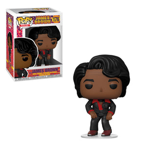 James Brown Funko Pop! Rocks Funko Pop! Rocks