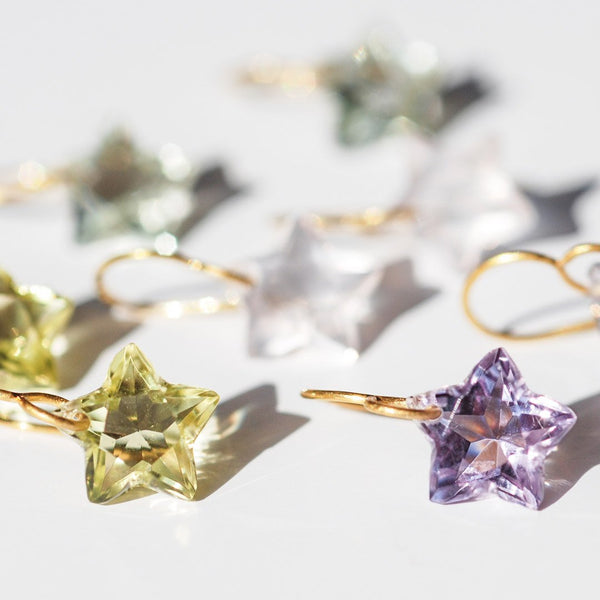 Amethyst Wonder Earrings