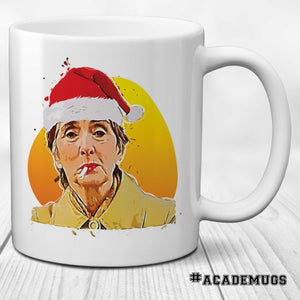 Dot Cotton Xmas Mug