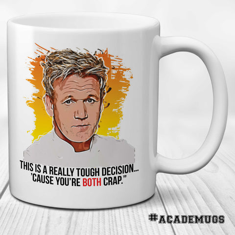Gordon Ramsay - You're Both Crap