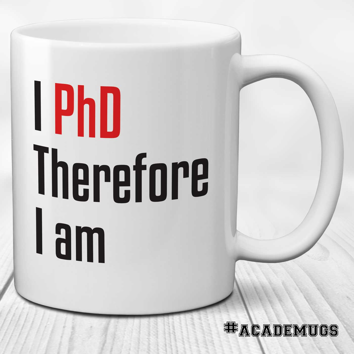 I PhD Therefore I Am