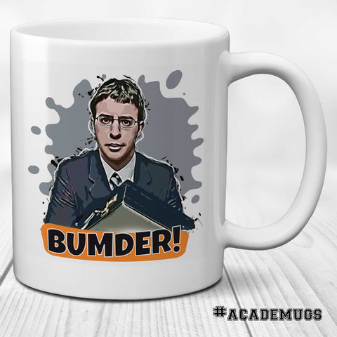 The Inbetweeners Bumder Mug