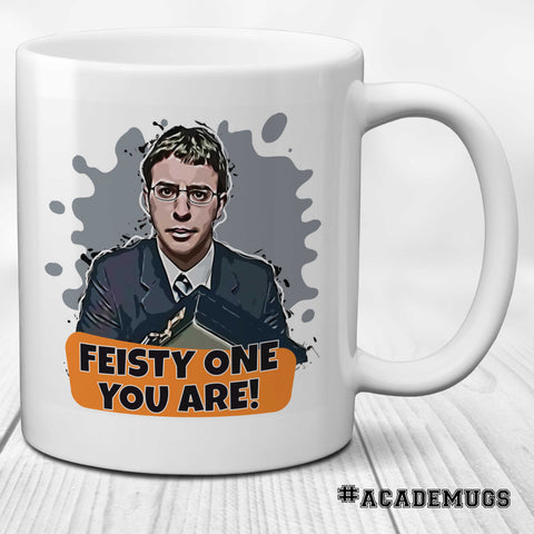 Feisty One You Are - The Inbetweeners Mug