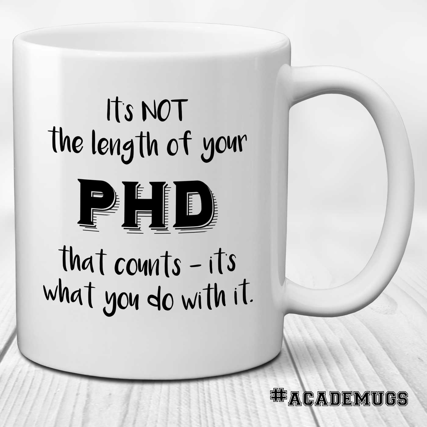 It's Not the Length of Your PhD