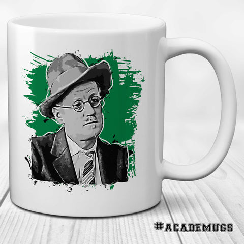 James Joyce Mug
