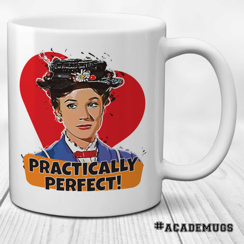Mary Poppins Practically Perfect Mug