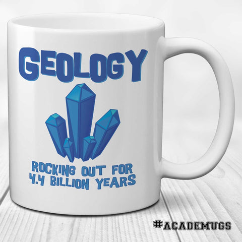Geology: Rocking Out for 4.4 Billion Years