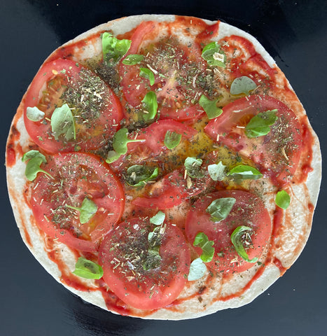 Pizza that's easy to make - and easy to eat