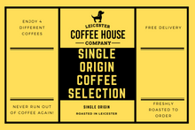 Load image into Gallery viewer, Single Origin Coffee Selection