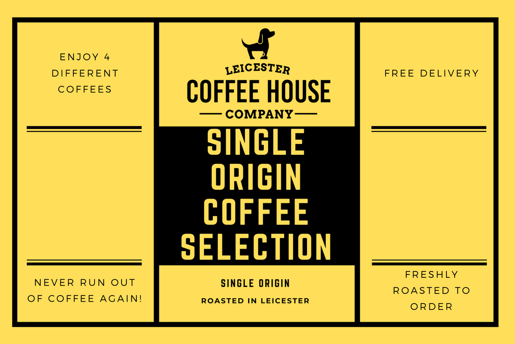 Single Origin Coffee Selection