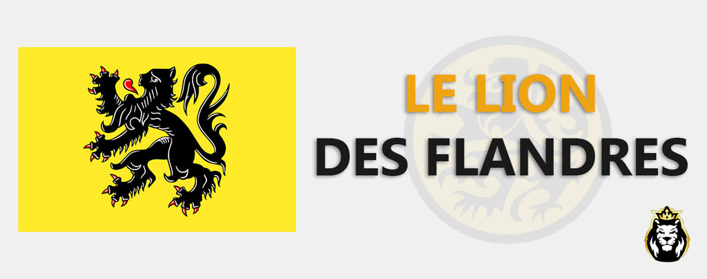 Le Lion Des Flandres !