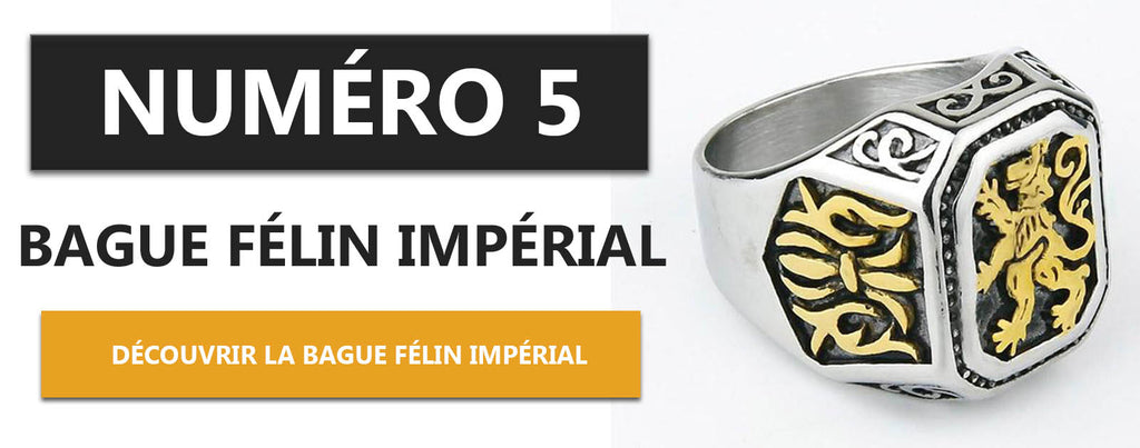Bague Felin Imperial