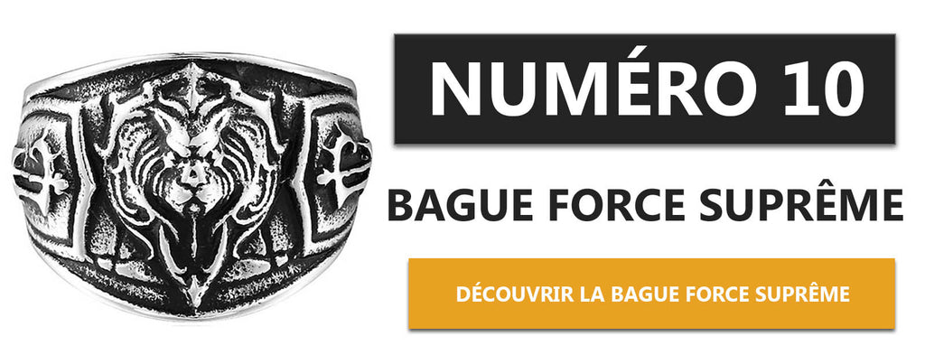 Bague Force Supeme