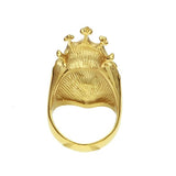 Bague Animal Or
