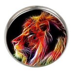 Bague Lion Multicolore
