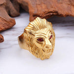 Bague Lion Rock