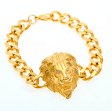 Bracelet Lion Hip Hop