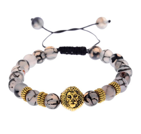 Bracelet Lion Transparent