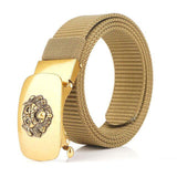 Ceinture Lion Or