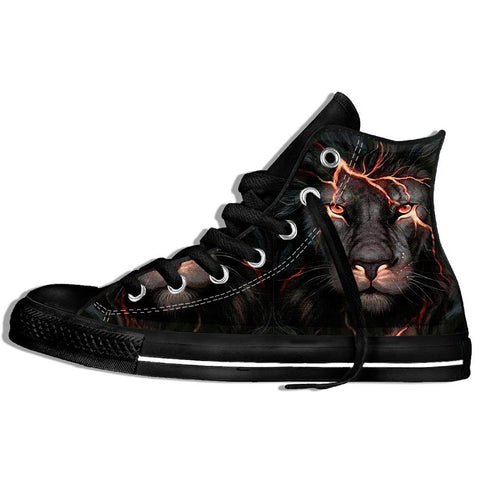 chaussure lion homme