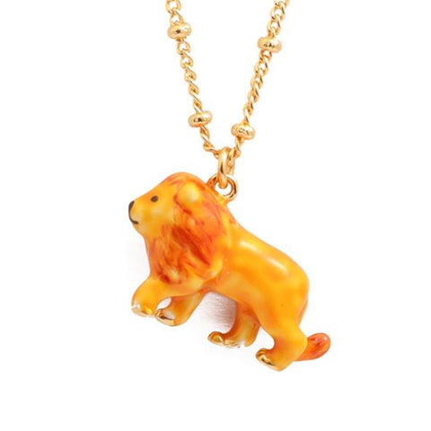 Collier Lion Enfant