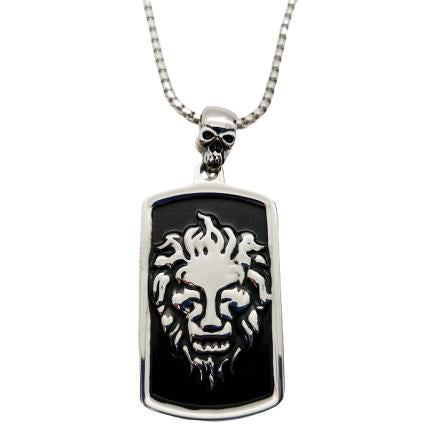 Collier Tag Lion