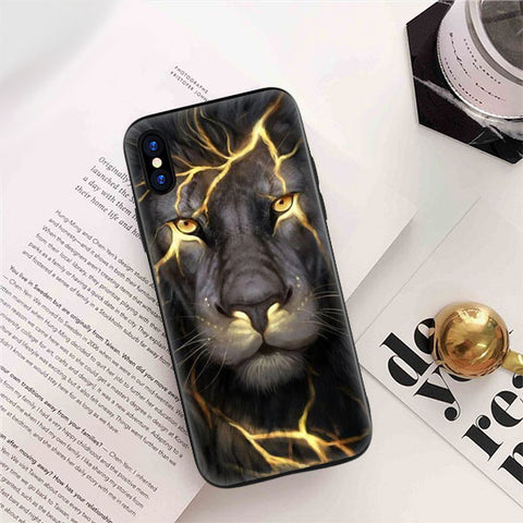coque iphone 5s lion