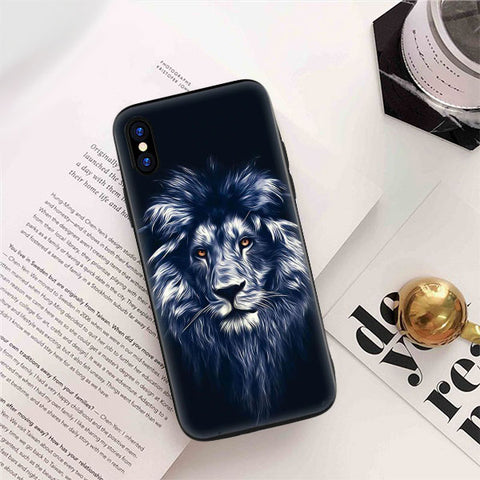 coque iphone 6s lion