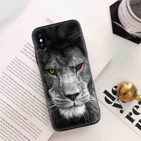 coque iphone se lion