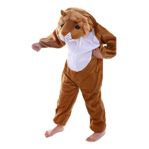 costume enfant lion