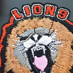 Criniere Patch Lion