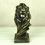 Lion Antique Statue