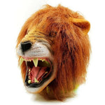 Masque Lion Latex