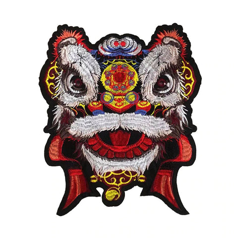 Patch Danse Du Lion
