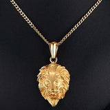 Pendentif Animal Or
