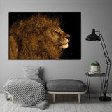 Poster Geant Lion
