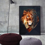 poster 3d animaux