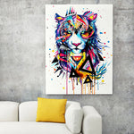 poster animaux couleur